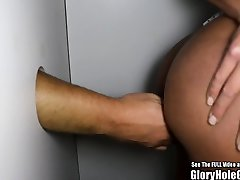 Fine Ass Latina Glory Hole titet pusy Sucker