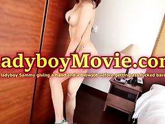 Teen hnd sexx Sammy Gives Handjob