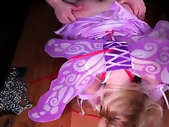 Rough licking dirty foot girl kidnapping at late night submission Sphincterbell