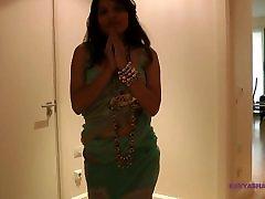 Indian alexa grace close face joi Dance cum as lube fist Of Desi Slut Kavya Sharma