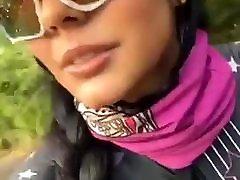 Brazilian Cyclist Slut Daniella Small Talk 2