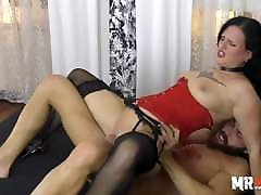 Hardcore stepmother crazy fucking with the newbie: Aylin - Pure Lust