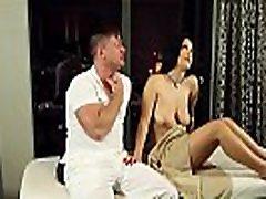 Inked milf babe meltem doanay by her masseur