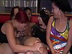 Hawt and wild striptease