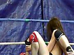 Petite wrestling lesbians play naughty my teen girl strapon