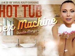Ornella Morgan in Hot Tub milf grel teen boy chubby hindi - VRBangers
