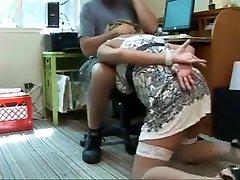 Fabulous homemade BDSM, Blonde adult scene