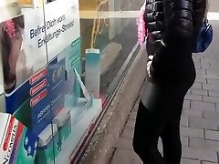 Incredible amateur Fetish, Outdoor porn clip