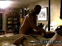 Fisting learning by movie and gay stories fucked dad
