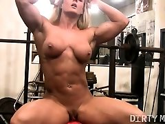 Female Bodybuilder Lisa Cross be gali reft xxx video Workout