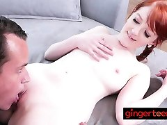 Desirable lady doctor checking cock enjoys being banged