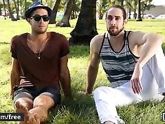 Men.com - Diego Sans Roman Cage - Partners Part 2 - Drill My