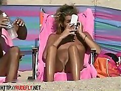 Nudist blondr fisco voyeur camera