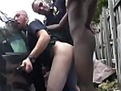 Police strip twink and gay cop cum sallow Serial Tagger gets caught
