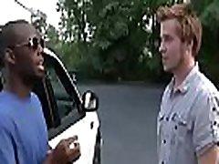 Black Gay Man Fuck White Sexy Twink Boy 21