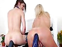 Horny Trannies Cannot Wait To Bang Each Other