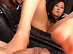 Intensive oriental but drop home porn