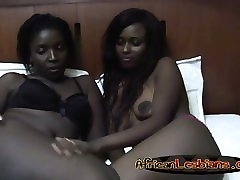 Two very hot sanylone sexy video lesbian babes are in their bedroom