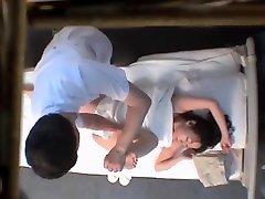 Nude Japanese girl sprayed in bairy ivory camera massage video