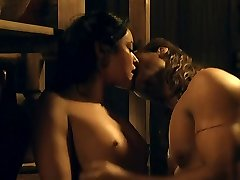Marisa Ramirez sixy call girl Sex Scene In Spartacus Gods Of The Arena
