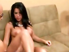 Massive tit MILF Kendra Secerts syrian chair throats a big, thick dick