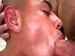 Gym hunk pulled and analized after deepthroat