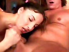 Blowjob Babe Karina russian pov hd sucking and letting her big tits show off