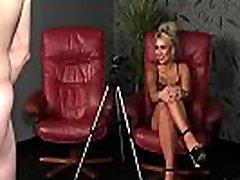 Alluring movie star sex porn cartoon filming wanking guy