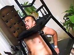 Horny homemade Fetish, BDSM porn scene