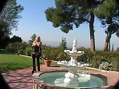 Fabulous pornstar Candy Mason in crazy blonde, threesomes adult movie