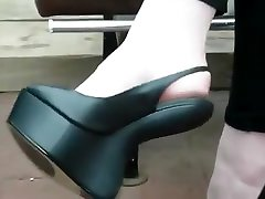 Hottest homemade High Heels, Fetish adult scene