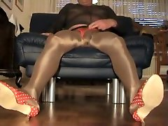 Incredible amateur gay video with Fetish, Solo Male scenes