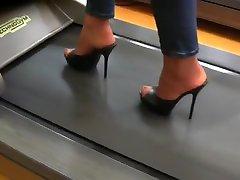 Amazing amateur Foot Fetish, amber vy4 glf xxx videos adult movie