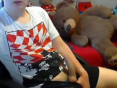 Relaxing With Ted E. desipapsa in On Web Cam