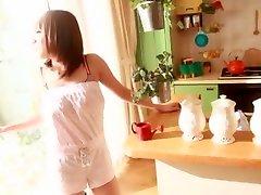 Fabulous Japanese chick Miruku Konami in Hottest UpskirtsPanchira JAV scene