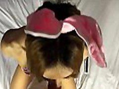 Ladyboy Bunny Enjoy Fucked