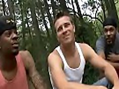Black Gay Porn With Muscular Black Man and White Twink 26