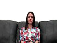 Teen Creampie on husband porn pahubab Couch