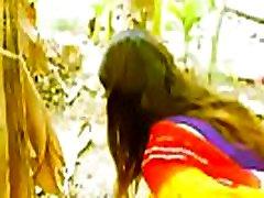 indian desi outdoor peeing