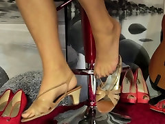 Foot Fetish his wife is fucking lV