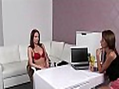 Sexy female agent knows how to fuck