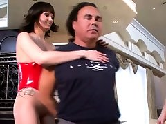 Crazy Femdom Fun condom wife forced to suck Collection