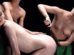 Teen hard squirt hd and seachmonica amateur brunette stockings I