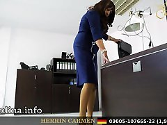 Mature Office Domina mit son for and mom german casting pics Nylons Legs Mistress