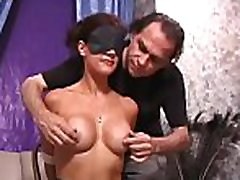 Busty playgirl in brutal bdsm action