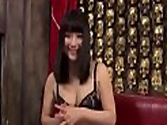 Intensive oriental anal home porn