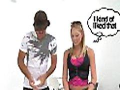 Filthy ebon enjoys nasty blind date