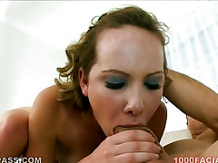 Sausage sizzle, whos hungry? blonde babe Katie St Ives first to be served