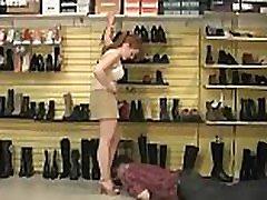 rudmatis pazemo viņus veikala īpašnieks