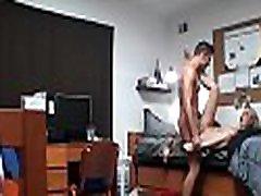 College porn parties